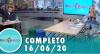 Tricotando (16/06/2020) | Completo