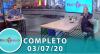 Tricotando (03/07/2020) | Completo
