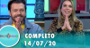 Tricotando (14/07/2020) | Completo