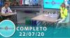 Tricotando (22/07/2020)   Completo