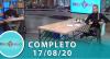 Tricotando (17/08/2020) | Completo