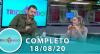 Tricotando (18/08/2020) | Completo