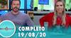 Tricotando (19/08/2020) | Completo