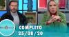 Tricotando (25/08/2020)   Completo