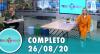 Tricotando (26/08/2020)   Completo