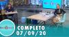 Tricotando (07/09/2020) | Completo