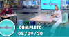 Tricotando (08/09/2020) | Completo