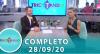 Tricotando (28/09/2020) | Completo