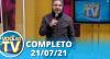 Você na TV (21/07/21) | Completo