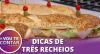 Receitas de Sanduíches de Metro para o final de semana