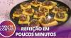 Receita de polenta assada com ragu de cogumelo: ideal para um jantar a dois