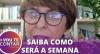 Horóscopo semanal: veja as previsões do seu signo com Márcia Fernandes