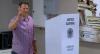 Candidato à Presidência, Fernando Haddad (PT) vota em São Paulo