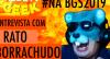 Entrevista com Rato Borrachudo I RedeTV Geek na BGS 2019