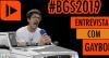 Entrevista com Gaybol do Pipocando Games I RedeTV Geek na BGS 2019