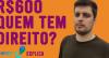 AUXÍLIO DE R$ 600: SAIBA COMO CONSEGUIR O BENEFÍCIO l REDETV! EXPLICA #05