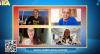 Yudi Tamashiro conversa com Rita Cadillac, Solange Gomes e Frank Aguiar