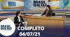 Brasil Que Faz (04/07/21)   Completo