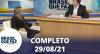 Brasil Que Faz (29/08/21) | Completo