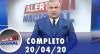 Alerta Nacional (20/04/20)   Completo