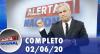 Alerta Nacional (02/06/20) | Completo