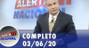 Alerta Nacional (03/06/20) | Completo