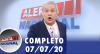 Alerta Nacional (07/07/20) | Completo