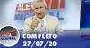 Alerta Nacional (27/07/20) | Completo