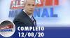 Alerta Nacional (12/08/20) | Completo