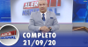 Alerta Nacional (21/09/20) | Completo