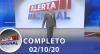 Alerta Nacional (02/10/20) | Completo