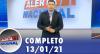 Alerta Nacional (13/01/21) | Completo