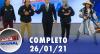 Alerta Nacional (26/01/21) | Completo