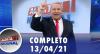 Alerta Nacional (13/04/21) | Completo