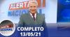 Alerta Nacional (13/05/21) | Completo