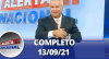 Alerta Nacional (13/09/21) | Completo