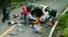 Turistas são assaltados e obrigados a deitar no chão em estrada no Guarujá