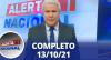 Alerta Nacional (13/10/21) | Completo