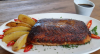 Faça arroz com lentilha, salmão oriental e escabeche de sardinha