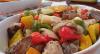 Convidada de Edu Guedes faz receitas de picadinho, carne de porco e muffin