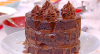 Convidada de Edu Guedes ensina receita de bolo brownie