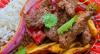 Convidado de Edu Guedes ensina a preparar receitas peruanas