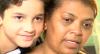 """""""Não via a hora de ele me chamar de mãe"""", diz mulher que adotou menino"""