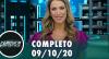 Assista à íntegra do Leitura Dinâmica de 09 de outubro 2020