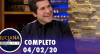 Luciana by Night com Daniel (04/02/20) | Completo
