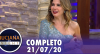 Luciana By Night com Nicole Bahls e ex-BBB Victor Hugo (21/07/20)  Completo