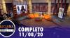 "Casal ""kamikase"" participa do Luciana By Night (11/08/20)   Completo"