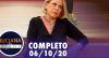 Luciana By Night: Claudete Troiano (06/10/20) | Completo