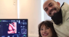 """Júlia Pereira recebe mensagem carinhosa do marido: """"Ele vai ser um paizão"""""""