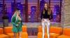 Mila ensina Luciana Gimenez a dançar brega funk